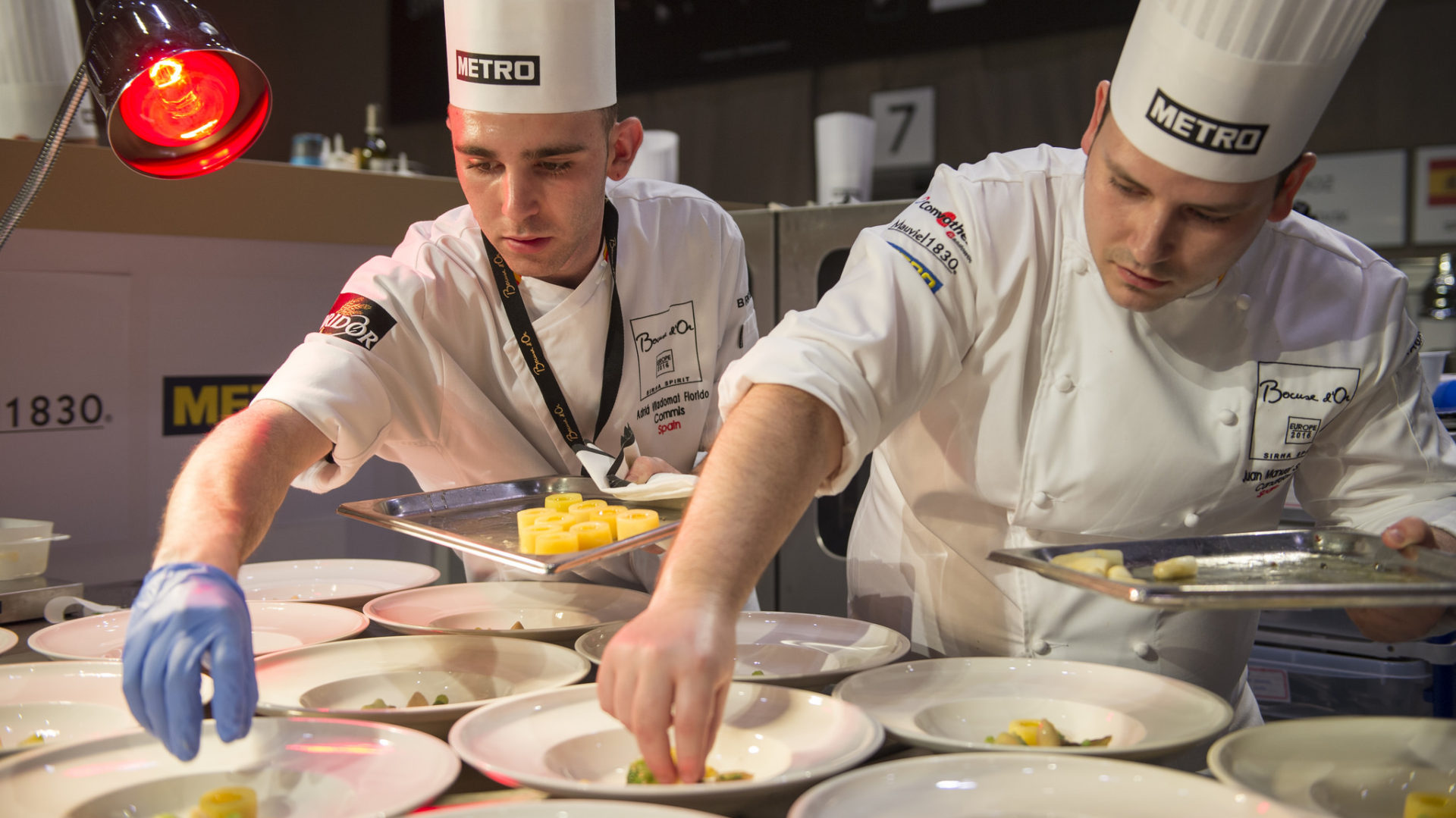 Bocuse d´Or Team Spain